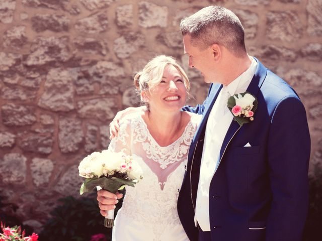 Le mariage de Yvan et Audrey à Fouquerolles, Oise 9