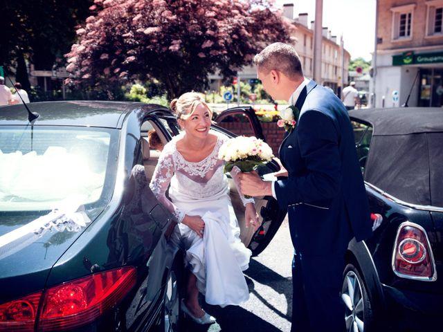 Le mariage de Yvan et Audrey à Fouquerolles, Oise 11