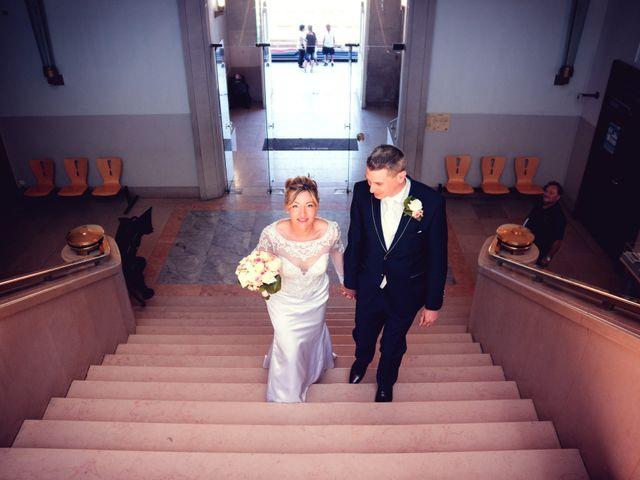 Le mariage de Yvan et Audrey à Fouquerolles, Oise 13