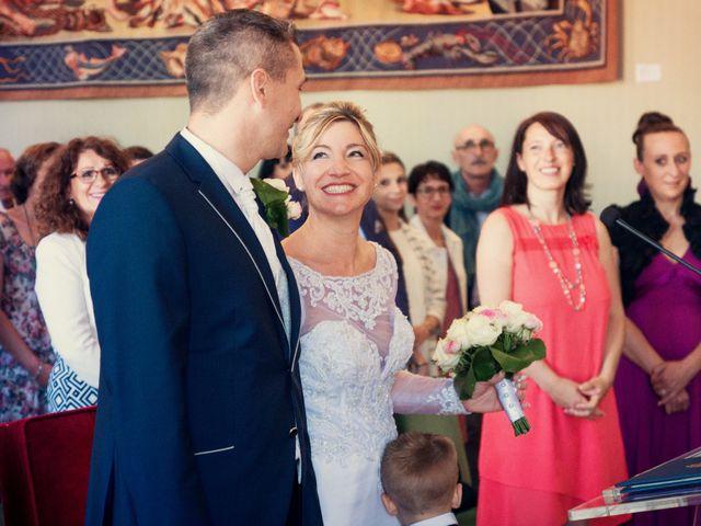 Le mariage de Yvan et Audrey à Fouquerolles, Oise 16