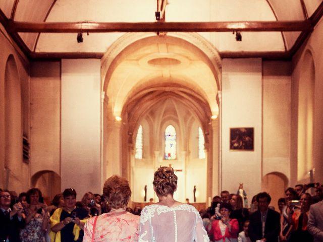 Le mariage de Yvan et Audrey à Fouquerolles, Oise 24