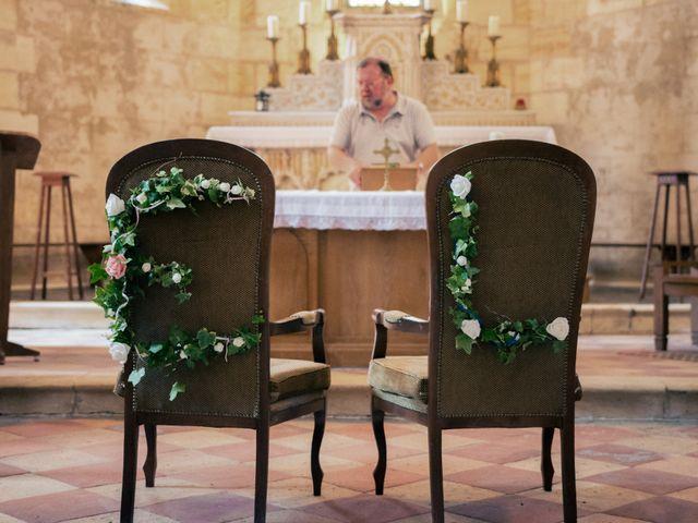Le mariage de Loïc et Emilie à Montguyon, Charente Maritime 11