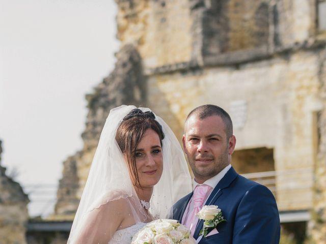 Le mariage de Loïc et Emilie à Montguyon, Charente Maritime 17