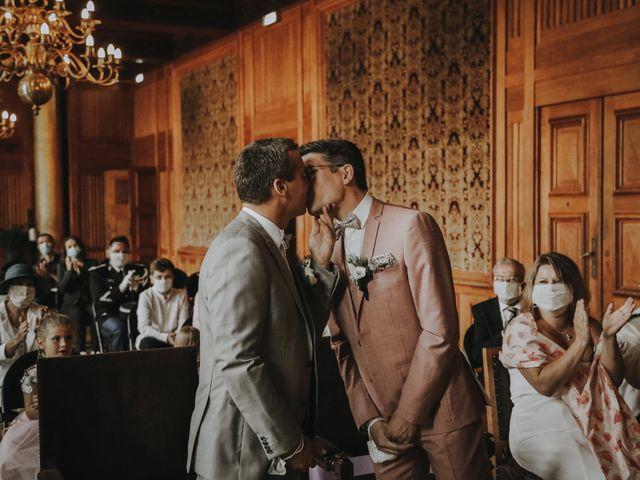 Le mariage de Lionel et Anthony à Nantes, Loire Atlantique 16