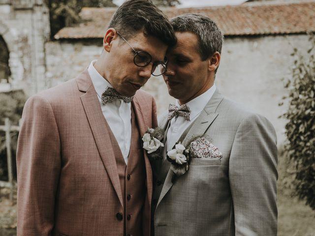 Le mariage de Lionel et Anthony à Nantes, Loire Atlantique 43