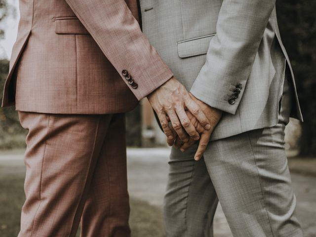 Le mariage de Lionel et Anthony à Nantes, Loire Atlantique 48