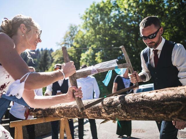 Le mariage de Mederik et Melina à Le Grand-Bornand, Haute-Savoie 17
