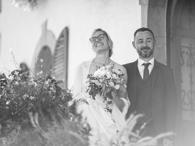 Le mariage de Mederik et Melina à Le Grand-Bornand, Haute-Savoie 19