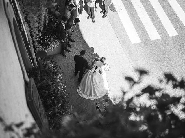 Le mariage de Mederik et Melina à Le Grand-Bornand, Haute-Savoie 21