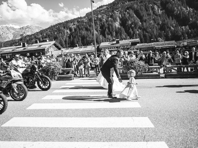 Le mariage de Mederik et Melina à Le Grand-Bornand, Haute-Savoie 22