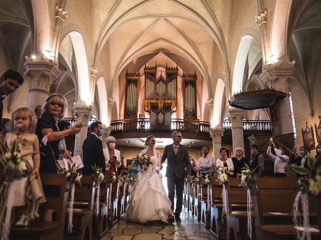 Le mariage de Mederik et Melina à Le Grand-Bornand, Haute-Savoie 23