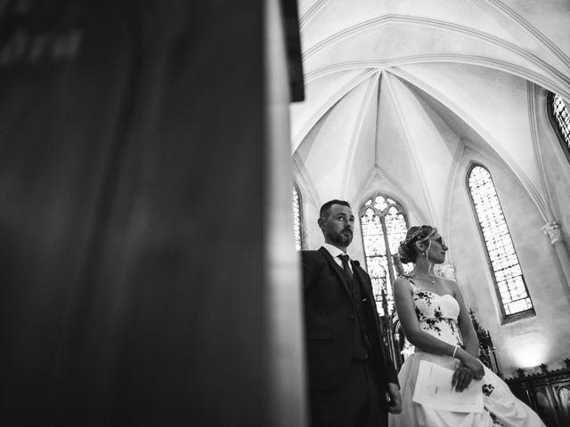 Le mariage de Mederik et Melina à Le Grand-Bornand, Haute-Savoie 27
