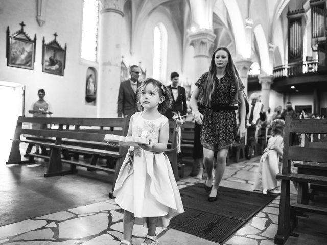 Le mariage de Mederik et Melina à Le Grand-Bornand, Haute-Savoie 28