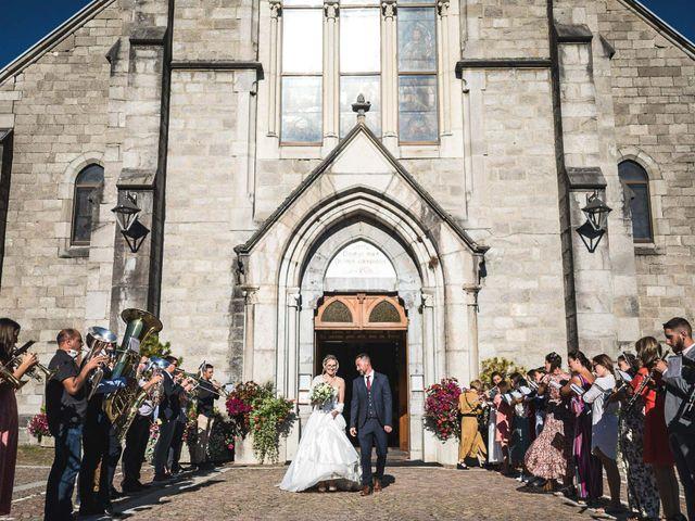 Le mariage de Mederik et Melina à Le Grand-Bornand, Haute-Savoie 33