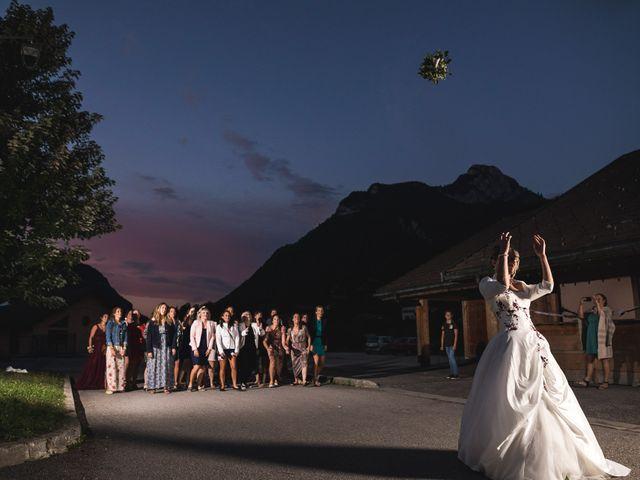 Le mariage de Mederik et Melina à Le Grand-Bornand, Haute-Savoie 40