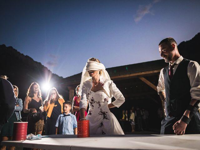 Le mariage de Mederik et Melina à Le Grand-Bornand, Haute-Savoie 41