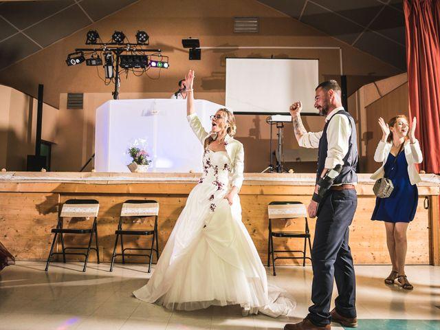 Le mariage de Mederik et Melina à Le Grand-Bornand, Haute-Savoie 42