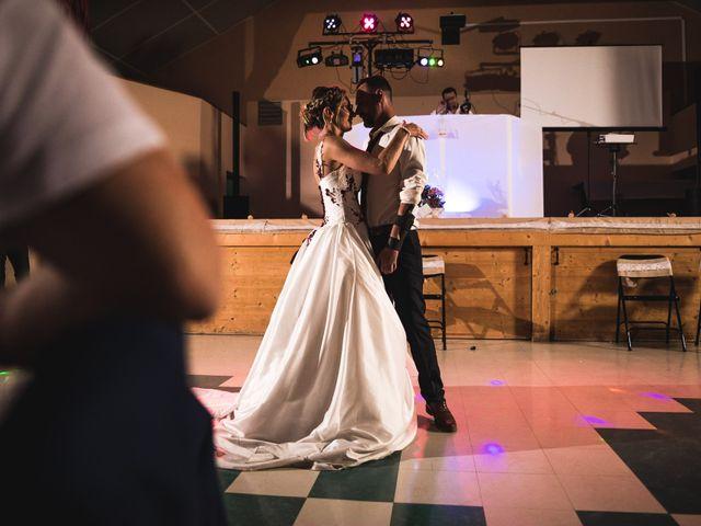 Le mariage de Mederik et Melina à Le Grand-Bornand, Haute-Savoie 45