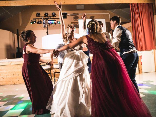 Le mariage de Mederik et Melina à Le Grand-Bornand, Haute-Savoie 47