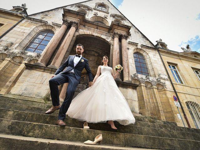 Le mariage de Mickaël et Mylène à Dijon, Côte d'Or 24