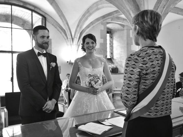 Le mariage de Mickaël et Mylène à Dijon, Côte d'Or 53