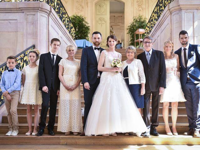 Le mariage de Mickaël et Mylène à Dijon, Côte d'Or 56