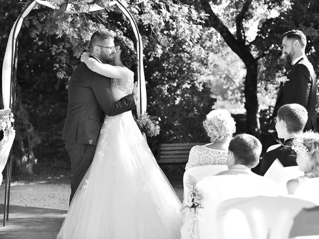 Le mariage de Mickaël et Mylène à Dijon, Côte d'Or 71