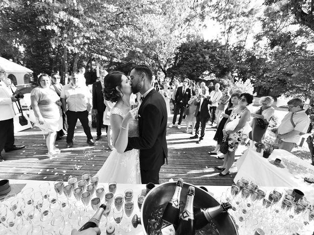 Le mariage de Mickaël et Mylène à Dijon, Côte d'Or 85