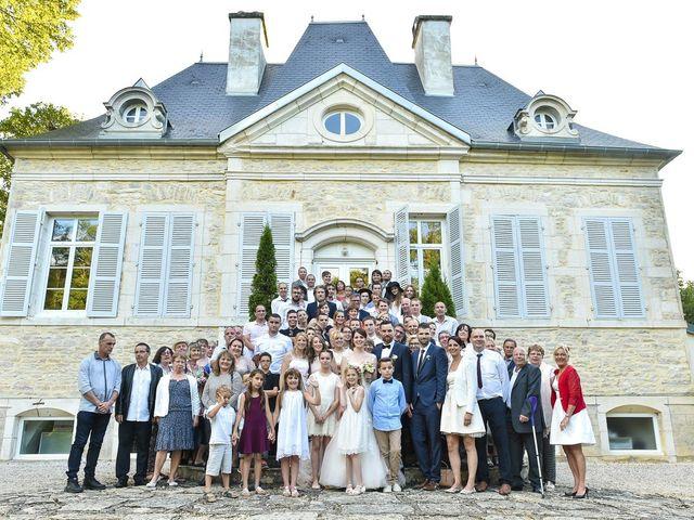Le mariage de Mickaël et Mylène à Dijon, Côte d'Or 93