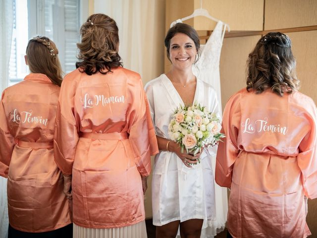 Le mariage de Jonathan et Marina à Piana, Corse 8