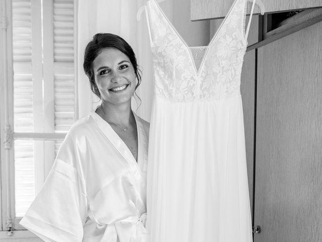 Le mariage de Jonathan et Marina à Piana, Corse 9