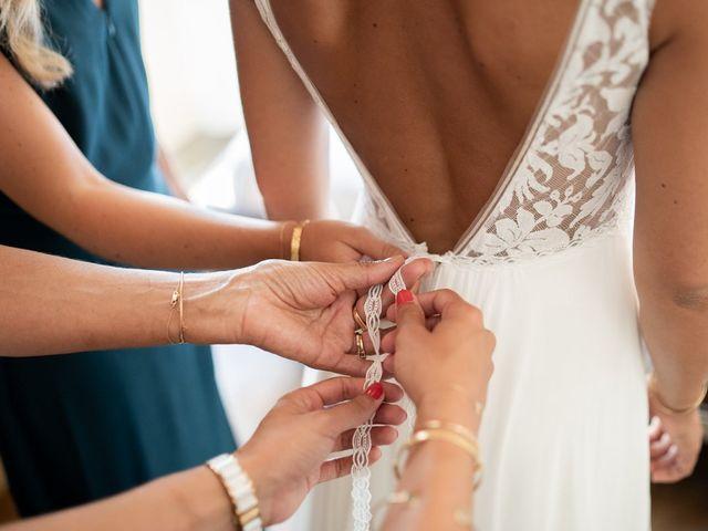 Le mariage de Jonathan et Marina à Piana, Corse 11