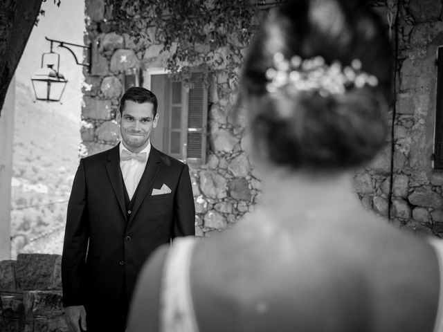 Le mariage de Jonathan et Marina à Piana, Corse 12