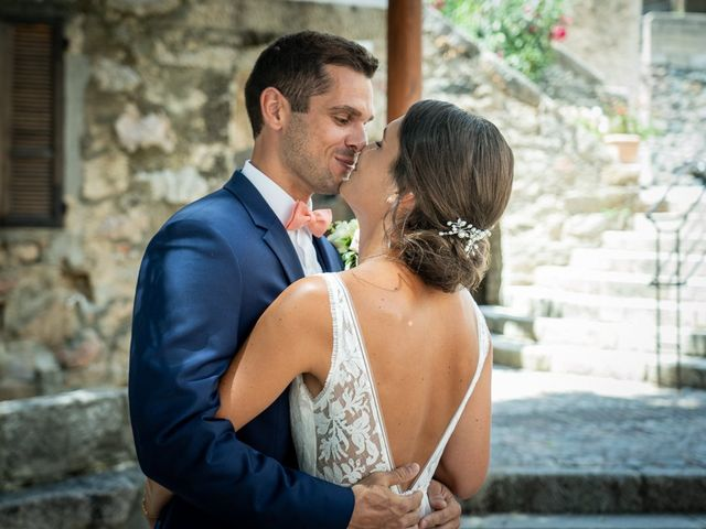 Le mariage de Jonathan et Marina à Piana, Corse 13
