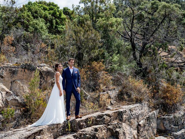 Le mariage de Jonathan et Marina à Piana, Corse 15