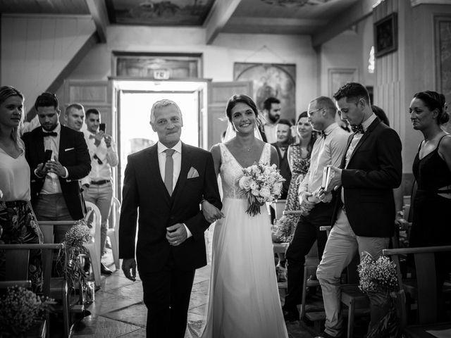 Le mariage de Jonathan et Marina à Piana, Corse 23