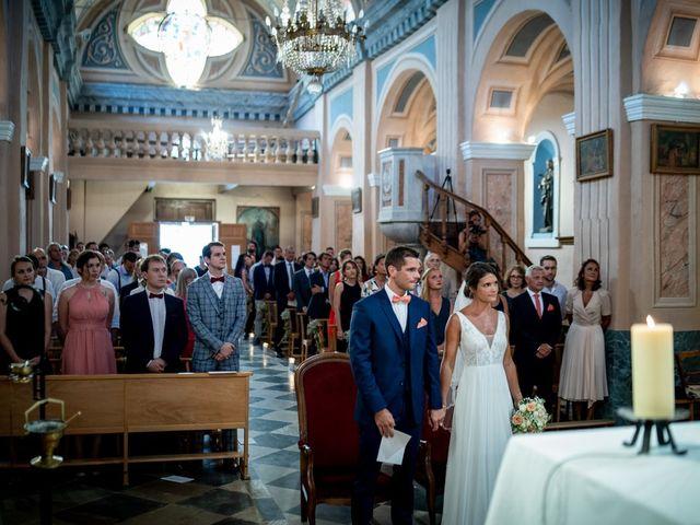 Le mariage de Jonathan et Marina à Piana, Corse 24