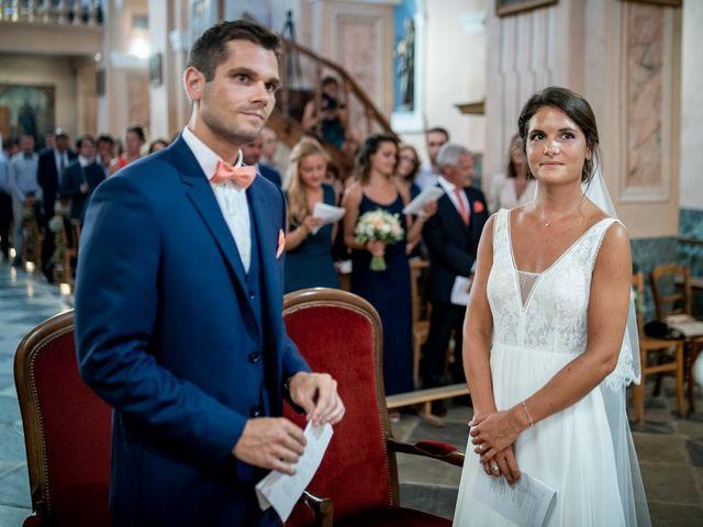 Le mariage de Jonathan et Marina à Piana, Corse 25