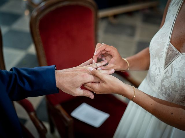 Le mariage de Jonathan et Marina à Piana, Corse 28