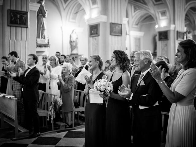 Le mariage de Jonathan et Marina à Piana, Corse 29