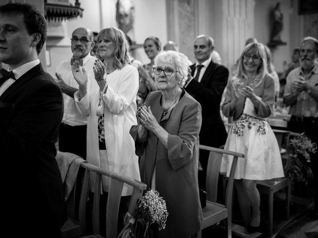 Le mariage de Jonathan et Marina à Piana, Corse 30