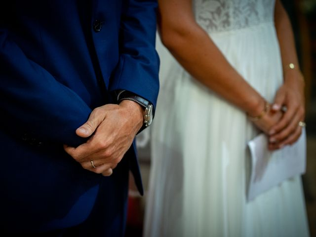 Le mariage de Jonathan et Marina à Piana, Corse 33