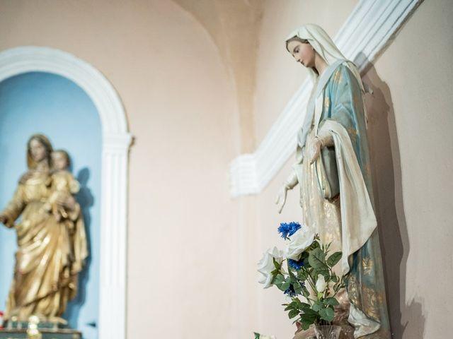 Le mariage de Jonathan et Marina à Piana, Corse 34