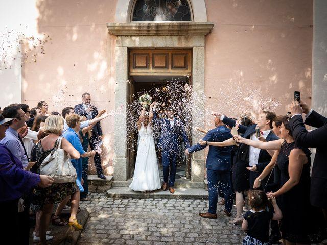 Le mariage de Jonathan et Marina à Piana, Corse 35