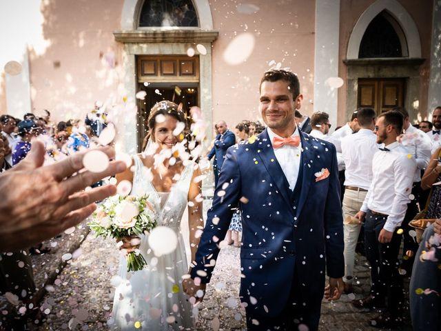 Le mariage de Jonathan et Marina à Piana, Corse 1