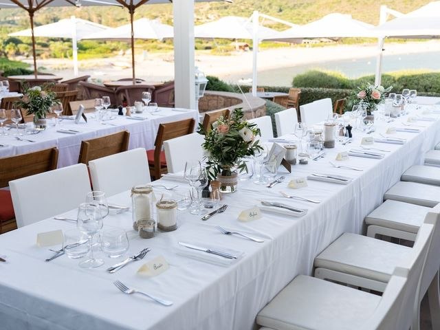 Le mariage de Jonathan et Marina à Piana, Corse 37