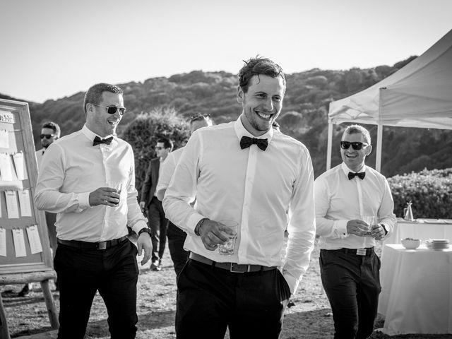 Le mariage de Jonathan et Marina à Piana, Corse 40