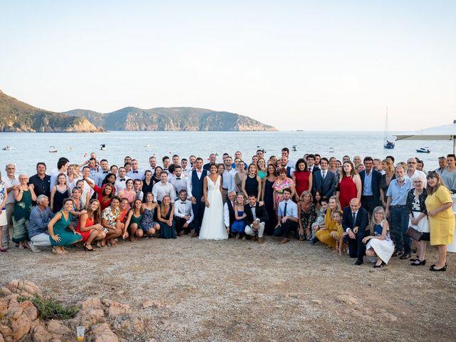 Le mariage de Jonathan et Marina à Piana, Corse 44