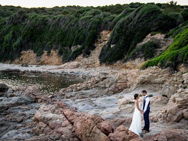 Le mariage de Jonathan et Marina à Piana, Corse 45