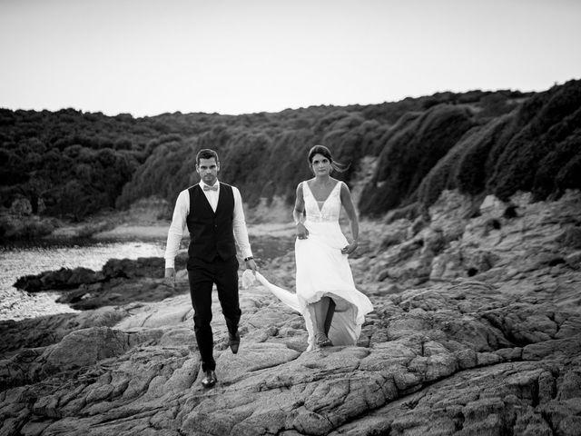 Le mariage de Jonathan et Marina à Piana, Corse 47